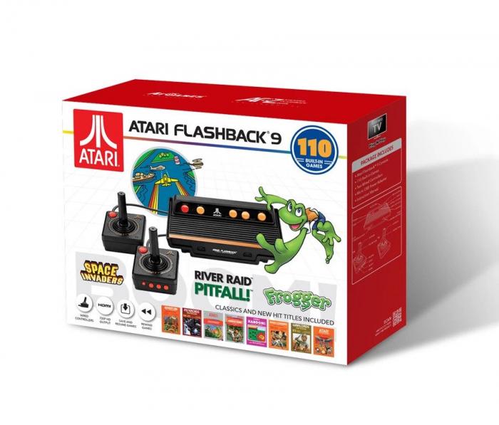 Consola Atari Flashback 9