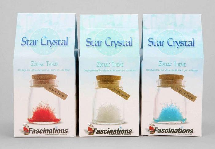 Cristal Zodiac AER (alb) 1