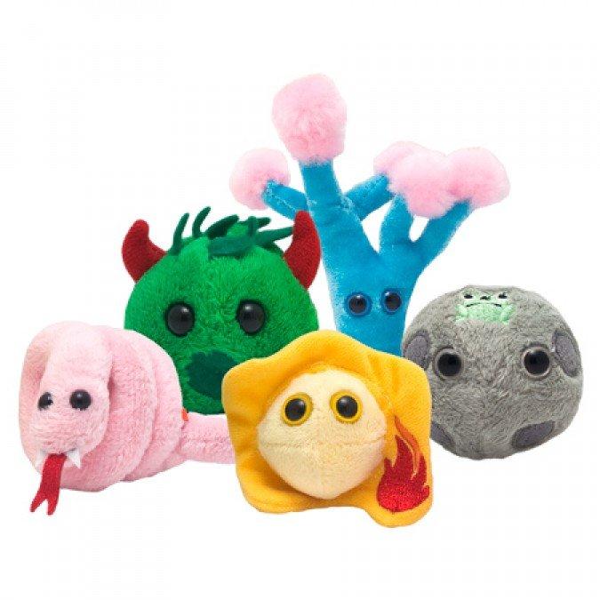 Cutie cu 5 mini-microbi varianta sexy 1