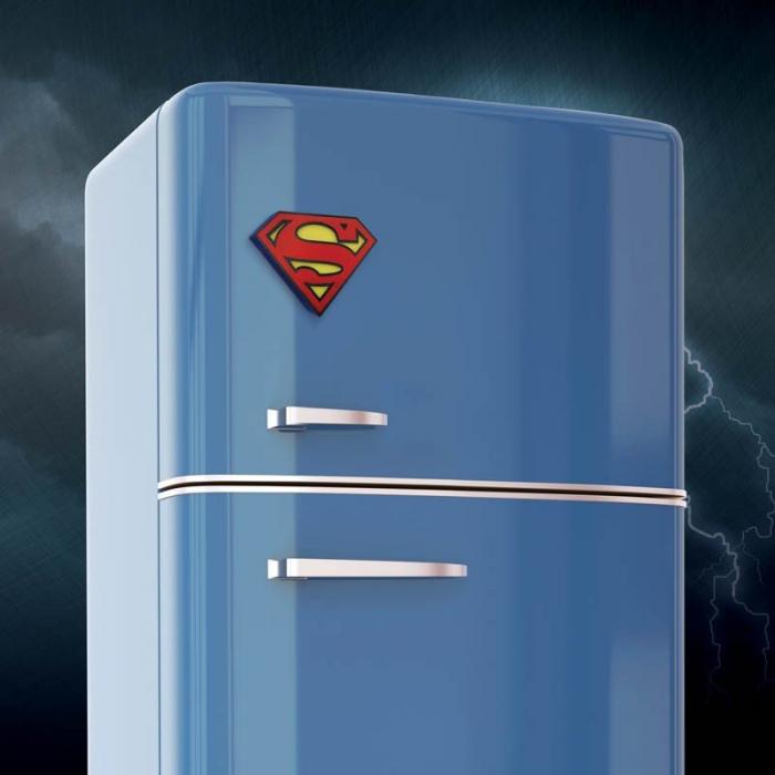 Desfacator de sticla Superman 0
