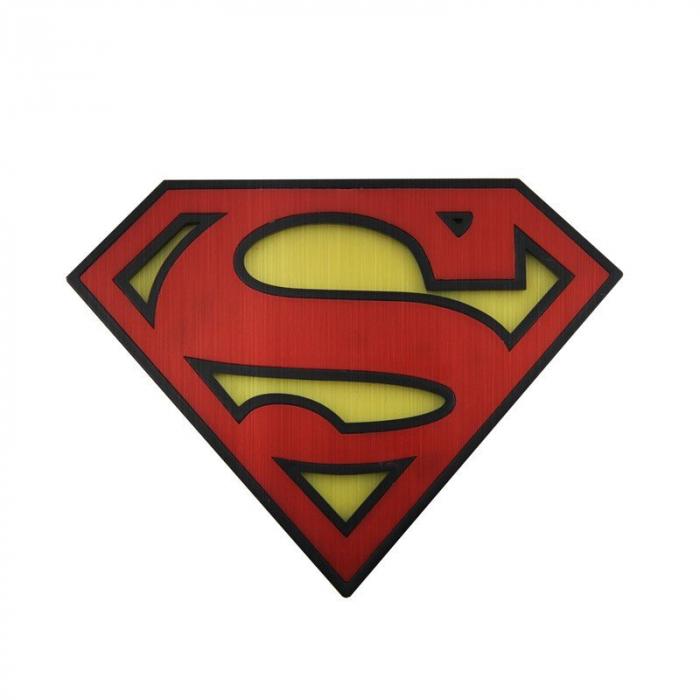 Desfacator de sticla Superman 1
