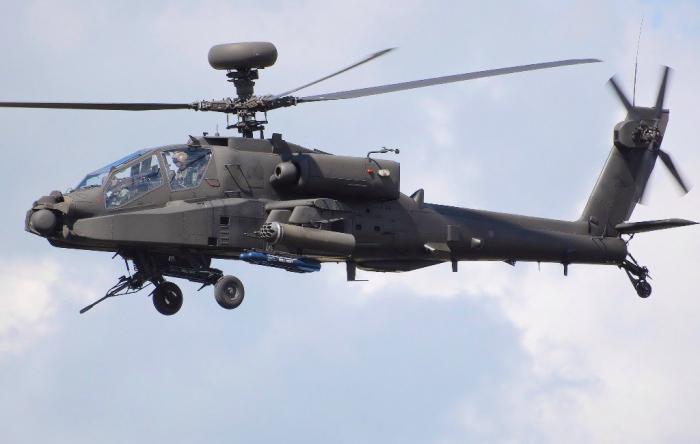 Elicopterul AH-64 Apache 1