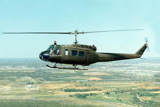 Elicopterul Huey 1