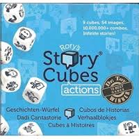Extensii Story Cubes tematice - Actions 0