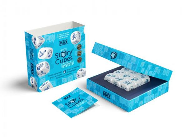 Extensii Story Cubes tematice - Actions MAX [0]