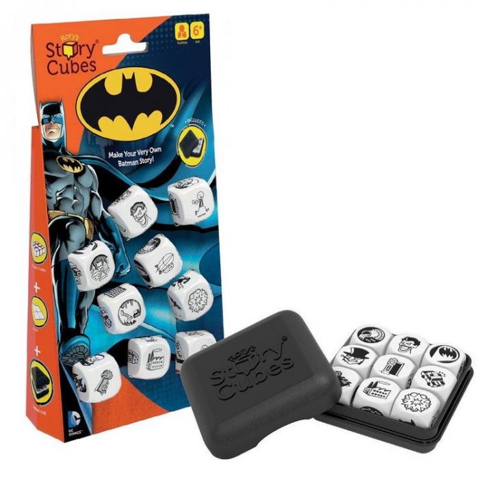 Extensii Story Cubes tematice - Batman 0