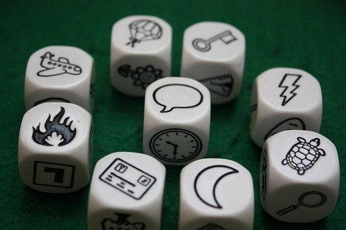 Extensii Story Cubes tematice - Clasic 1