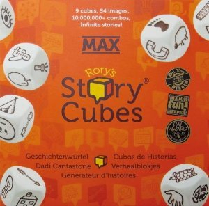 Extensii Story Cubes tematice - Clasic MAX 0