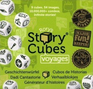 Extensii Story Cubes tematice - Voyages 0