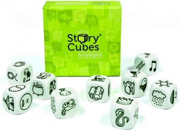 Extensii Story Cubes tematice - Voyages 1