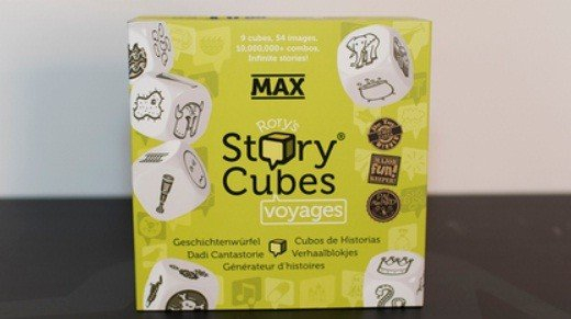 Extensii Story Cubes tematice - Voyages MAX 0