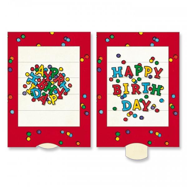 Felicitare animata - Happy Birthday 0