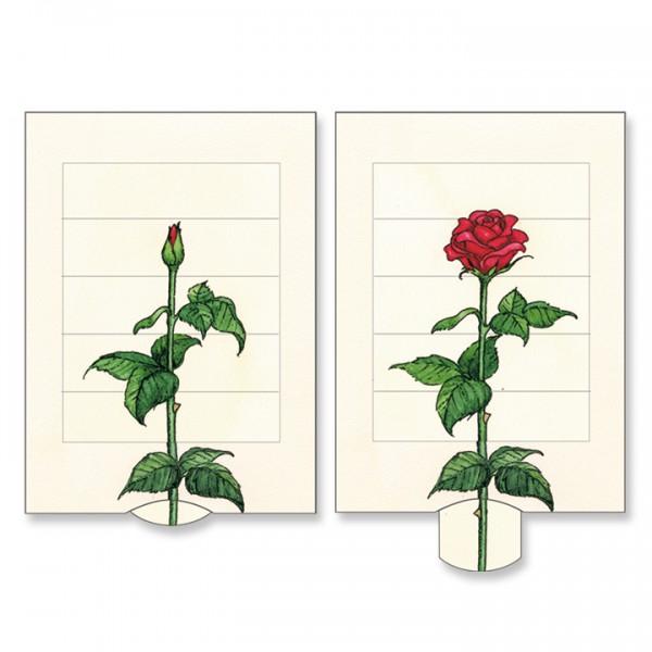Felicitare animata - Trandafir [0]