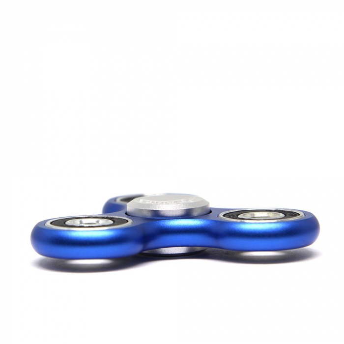 Fidget Ninja Metal Spinner - Albastru 4