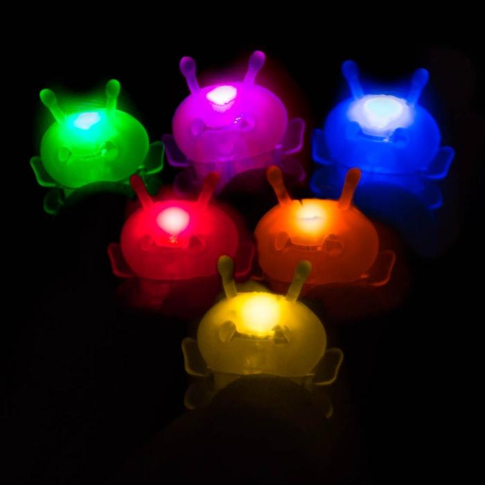 Gandacei luminosi 2