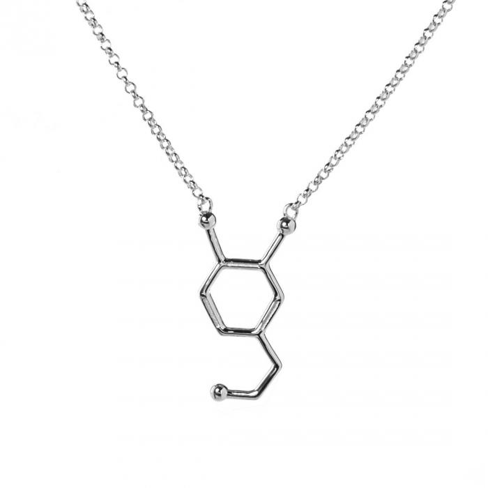 Geek gems - molecula de dopamina 1