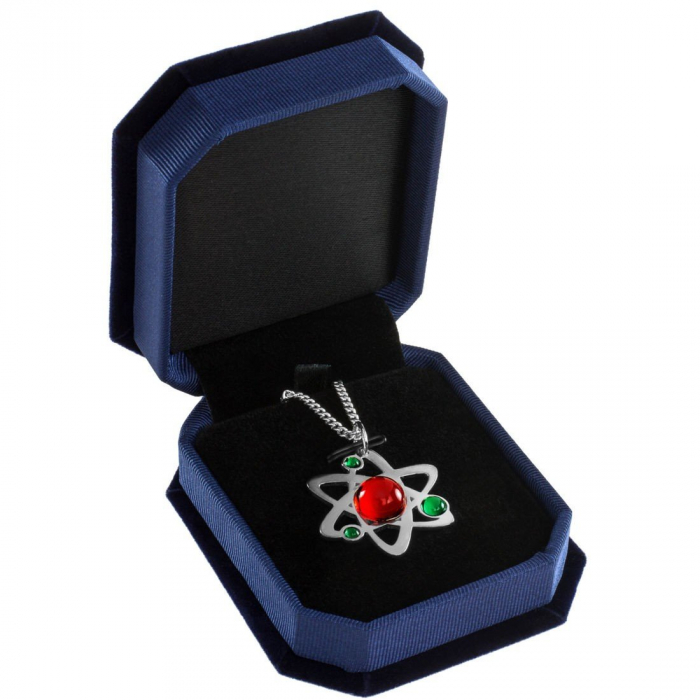 Geek gems - molecula de serotonina [3]