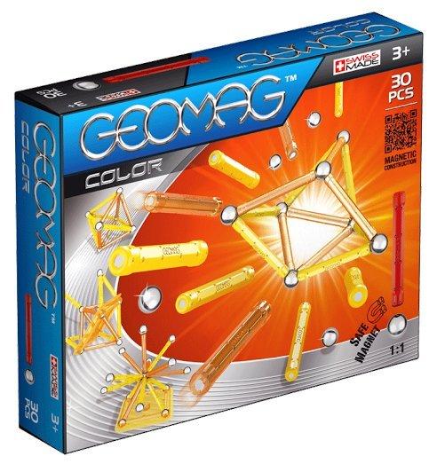 Geomag Color 30 piese - Galben si Portocaliu 0
