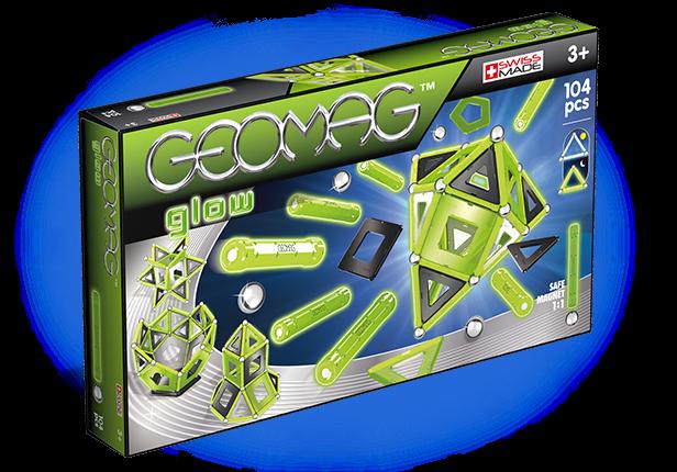 Geomag Glow 104 piese 0