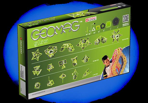 Geomag Glow 104 piese 3