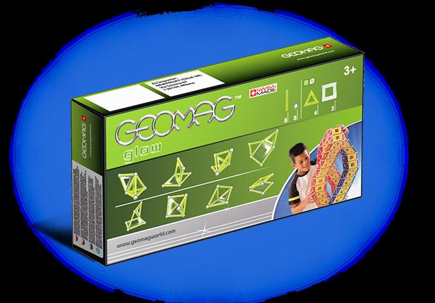 Geomag Glow 22 piese 4
