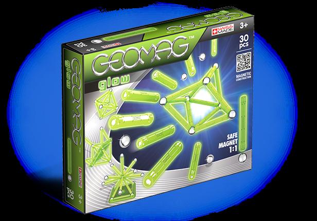 Geomag Glow 30 piese 0