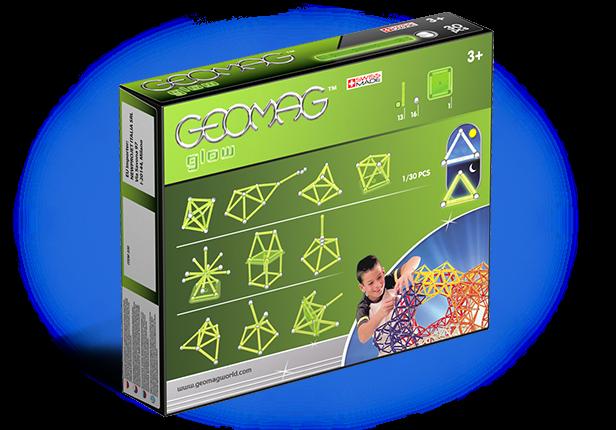 Geomag Glow 30 piese 3