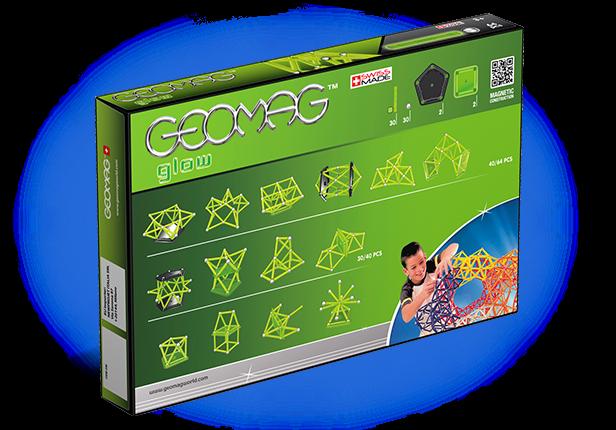 Geomag Glow 64 piese 4