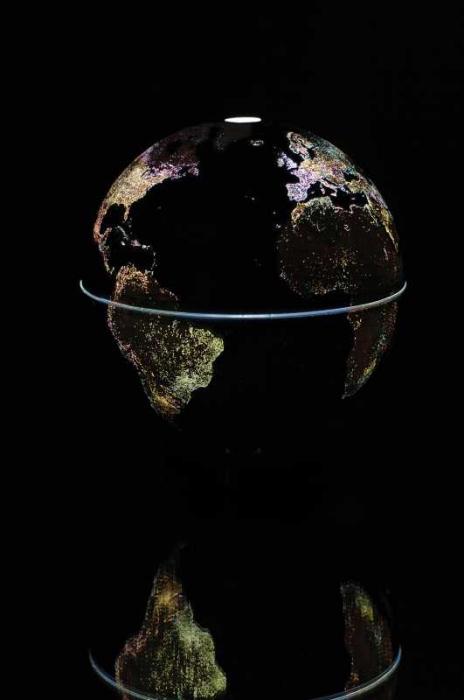 Glob pamantesc - luminile oraselor 2