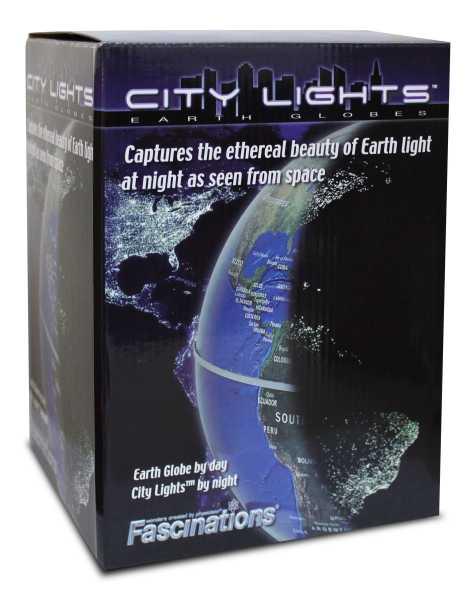 Glob pamantesc - luminile oraselor [3]