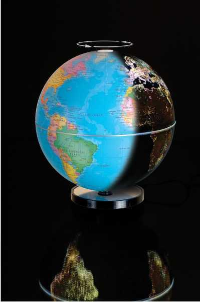 Glob pamantesc - luminile oraselor 0