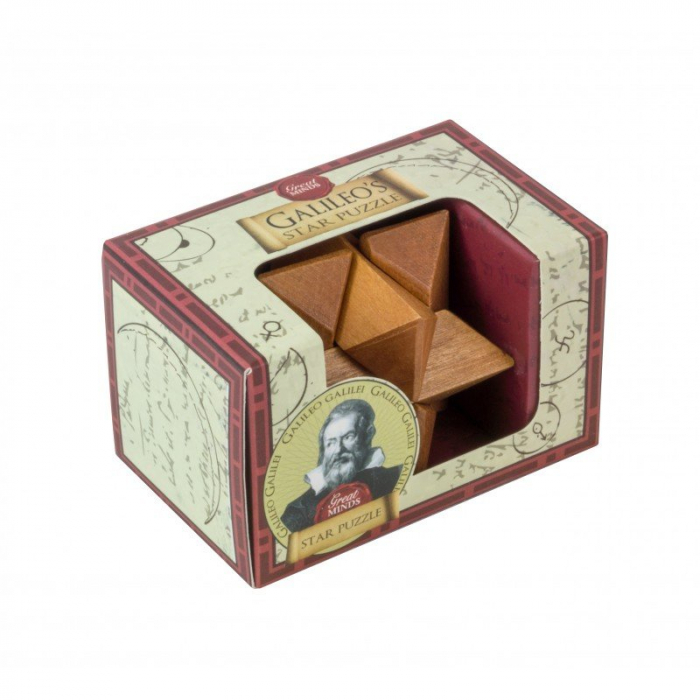 Great Minds - Galileo's Mind Puzzle 0