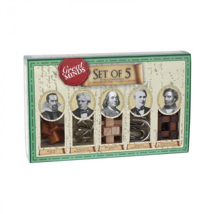 Great Minds - Men's Set of 5 [0]