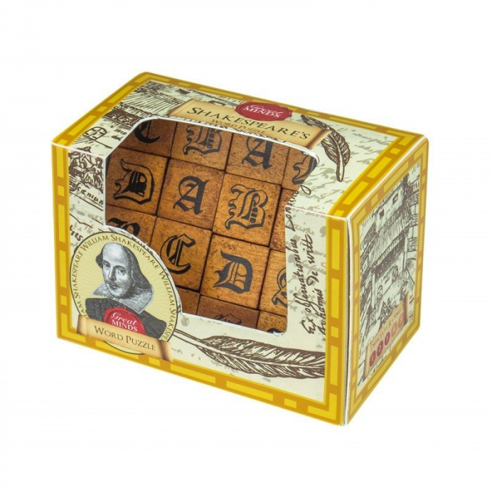 Great Minds - Shakespeare's Word Puzzle 0