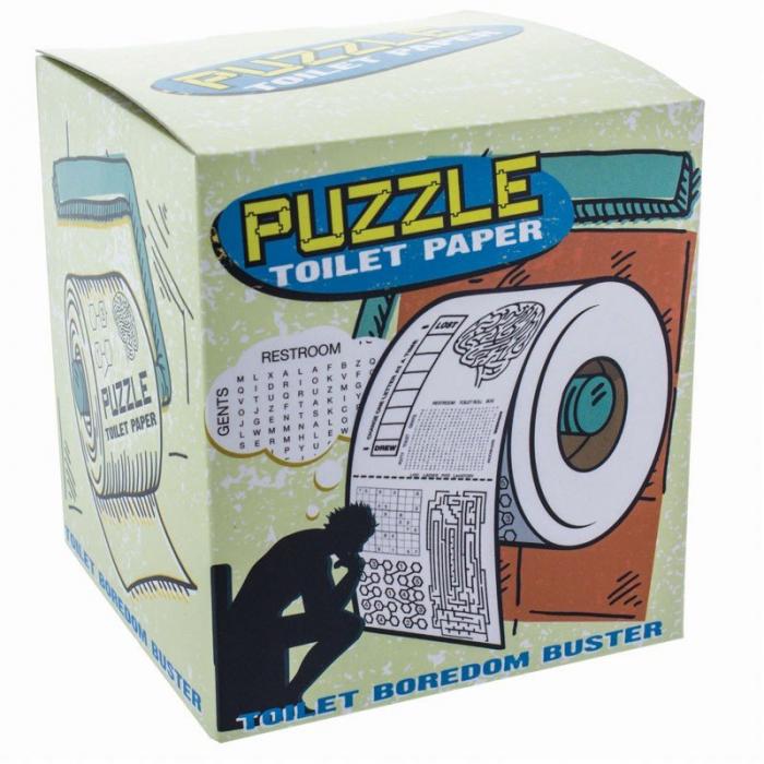 Hartie igienica Puzzle 1