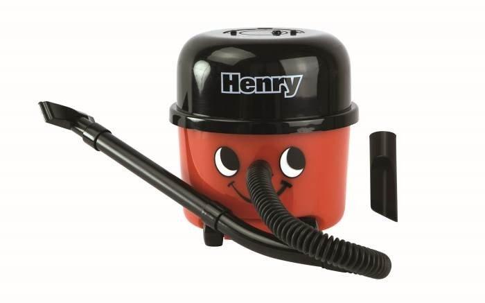 Henry - Mini aspiratorul de birou 0