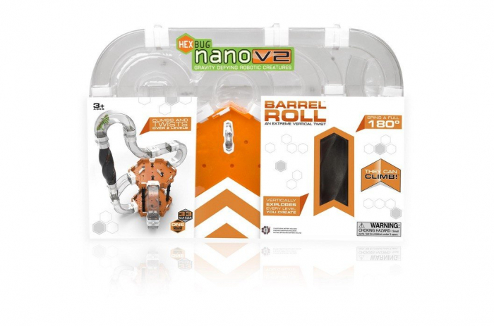 Hexbug Nano V2 Barrel Roll 1