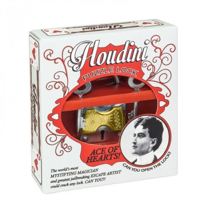 Houdini Ace of Hearts! 0