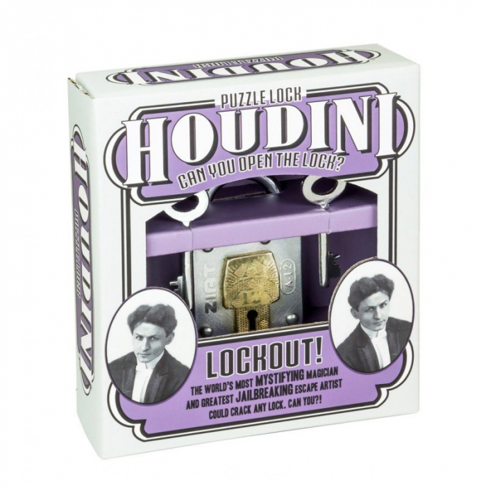 Houdini Lockout! 0