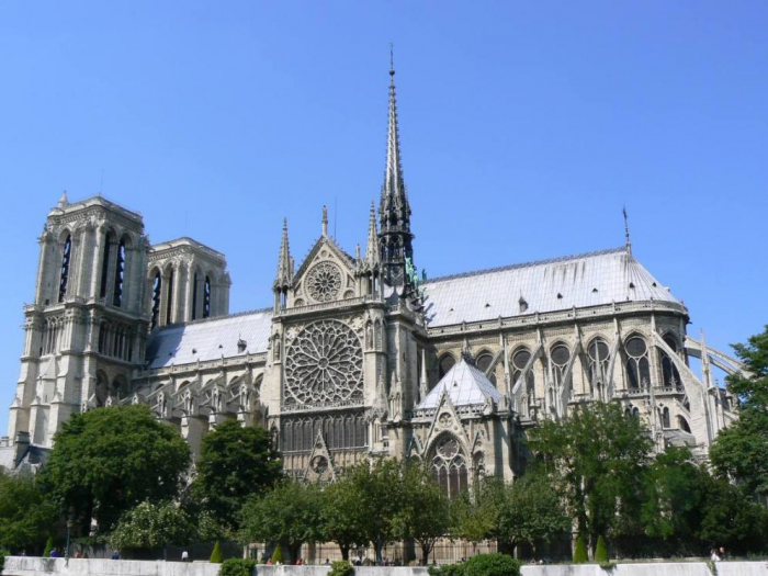 ICONX - Catedrala Notre Dame 1