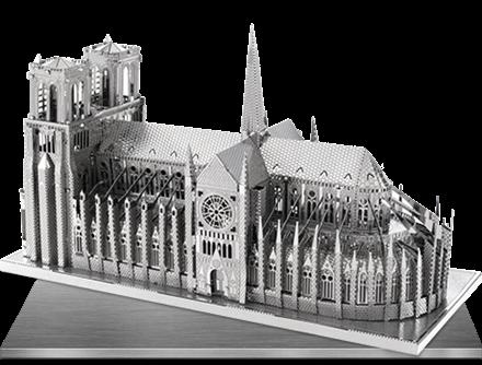 ICONX - Catedrala Notre Dame 0