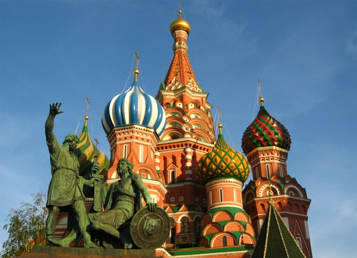 ICONX - Catedrala Sf. Vasile (Moscova) 1