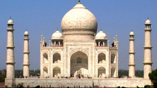 ICONX - Monumentul Taj Mahal 1
