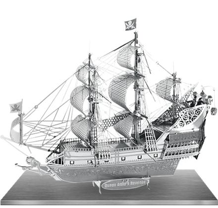 ICONX - Nava Queen Anne's Revenge 0