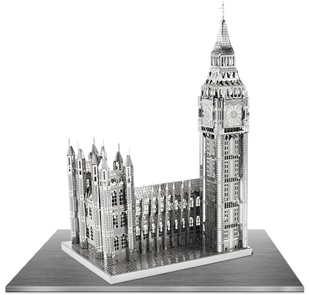 ICONX - Turnul Big Ben 0