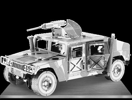 ICONX - Vehiculul Humvee 0