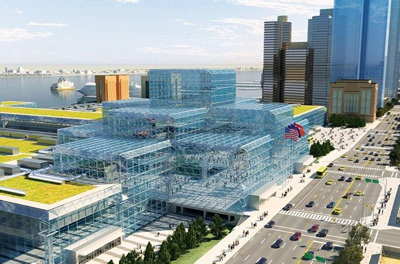Javits Convention Center 1