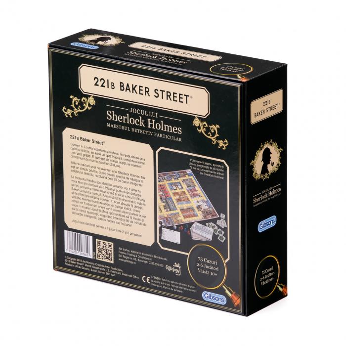 Joc 221B Baker Street - Sherlock Holmes 1