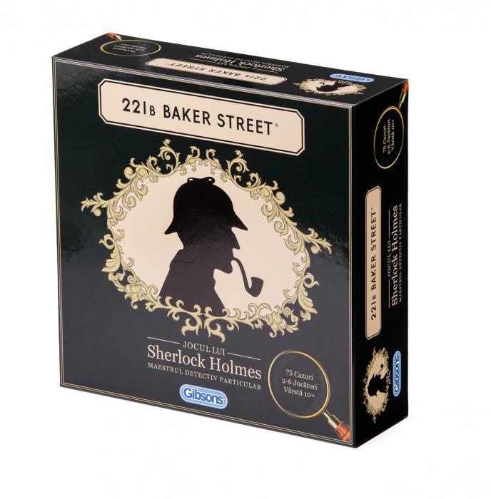 Joc 221B Baker Street - Sherlock Holmes