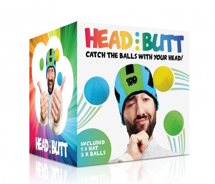Joc amuzant cu mingi Head Butt 1